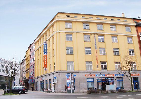 Hotel a o dortmund hauptbahnhof dortmund for Dortmund bahnhof hotel